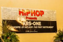 Hip Hop Presents KRS-One  &  Uncle Ralph Interview Photos--25