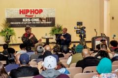 Hip Hop Presents KRS-One  &  Uncle Ralph Interview Photos--34
