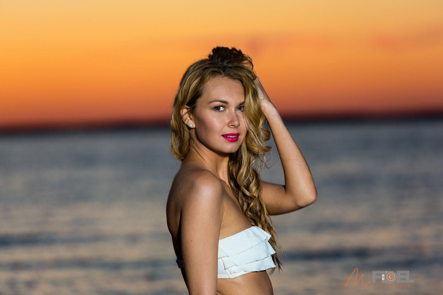 Hampton Bay Designer Swimwear Photoshoot at Sunset Beach--203
