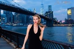 Big Apple Cityscape Fashion Photoshoot Dumbo Brooklyn Bridge Park--104