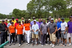 Nu Omicron Chapter 20th Annual Scholarship Golf Classic Event Photos-